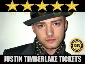Discounted Justin Timberlake Tickets | Last Minute Delivery Guaranteed!
