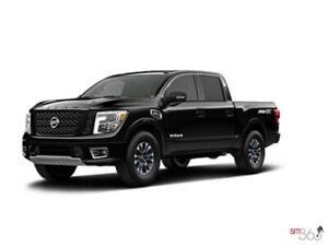 2018 Nissan Titan Pro-4X - 8,500km - Short Term Lease TakeOver