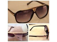 BRAND NEW EVIDENCE LOUIS VUITTON SUNGLASS x