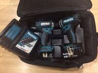 Makita impact drill charger 18v