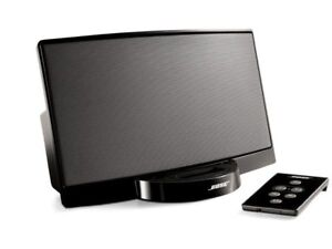 Bose SoundDock comes with adapter for new gen Iproducts