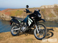 Wanted to rent 600CC and up for road test- Will give Dam Deposit