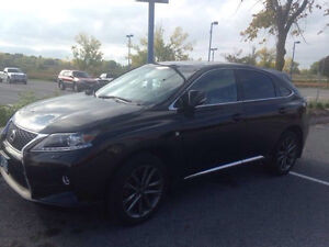 2015 Lexus F Sport Rx 350 Black Black Fully Equipped