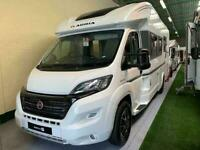 2020 Adria Matrix Plus 670 SLT Automatic Motorhome