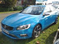 Volvo S60 2.0TD D3 R-Design Lux