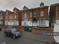 Studio flat in Gillott Road, Birmingham , B16