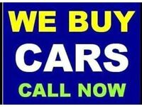 Cars and vans wanted for cash