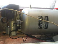 Campbell Hausfeld Two Stage Compressor
