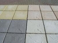 PAVING SLABS WANTED **URGENTLY**