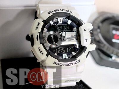 Used, Casio G-Shock G'MIX Bluetooth Smart Men's Watch GBA-400-7C for sale  Shipping to Canada
