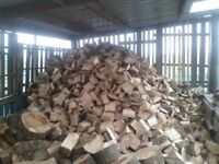 Firewood logs for sale SPECIAL OFFER! Well seasoned hardwood ready to burn best value around!