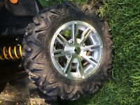 Maxxis big horn 2.0 tires and rims for sale