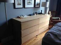 Ikea 6-drawer Malm dresser, discount by July 3rd!