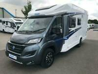 KNAUS Live Wave 650 MFH, 2019, low miles, immaculate, LHD