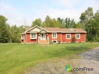 Country Home for Sale - Clarence-Rockland
