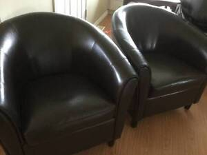 Lounging chairs