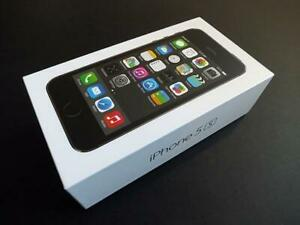 ★FACTORY UNLOCKED ★BRAND NEW APPLE IPHONE 5S 16GB BLACK SPACE G