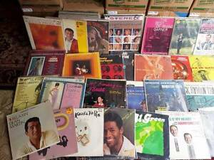 Looking for Lounge and Jazz LP's from the 50's,60's,70's and 80'
