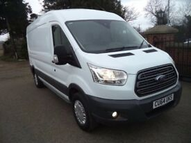 2014 FORD TRANSIT 350 L3H2 125HP TREND