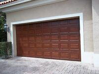 Garage Door Sales, Repair & Installation