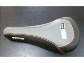 Lightweight saddle Titec Ithys Amore seat, road, ATB, MTB, BMX, Charge Spoon tough bike bicycle