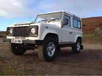 Land Rover Defender TD5 90 County (2004)