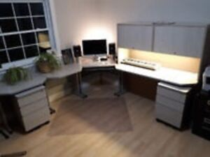 Sectional Office Desk - L Shaped