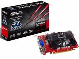 "Asus Radeon HD6670 2GB DDR3 ""USED"""