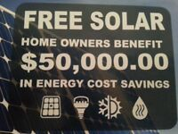 Free Solar System - and get paid for your roof