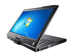 Dell Latitude XT Series Intel Core 2 Duo Notebook Laptop