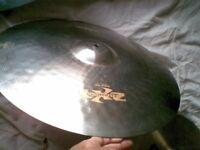 Zildjian Zxt Titanium16crash