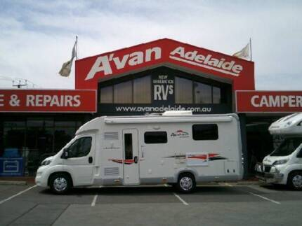 Avan Ovation M8 B Class Order Only Hillcrest Port Adelaide Area Preview