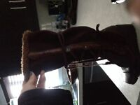 Bottes Nine West  5.5 brune