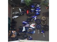 Yamaha Yzf r125 genuine replacement parts
