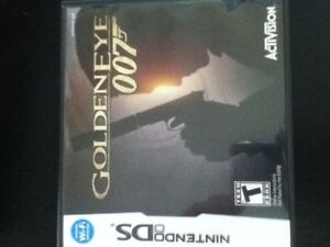 Golden Eye 007 Nintendo DS