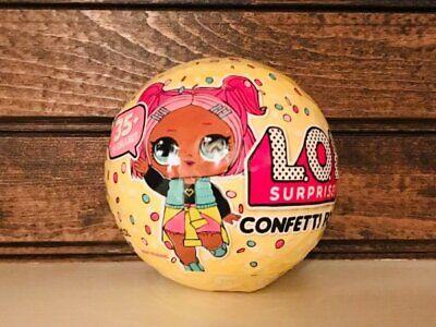 LOL Surprise! Confetti Pop Series 3 Wave 1 Brand New Authentic!
