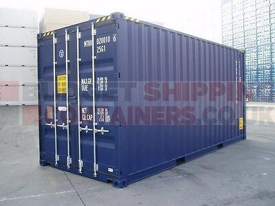New 20ft HC Container