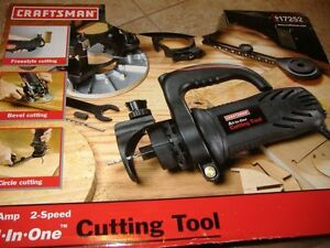 Craftsman All-in One Cutting Tool