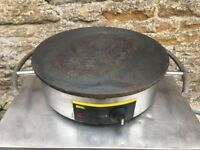 buffalo electric crepe maker