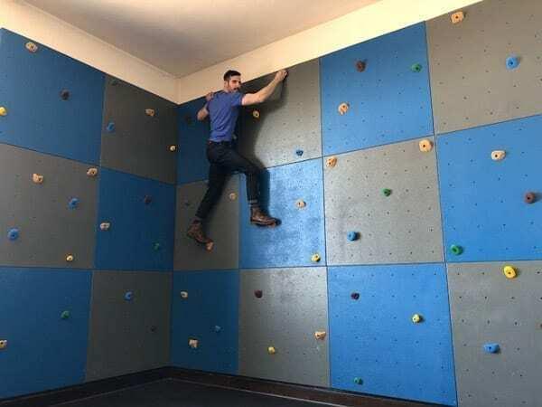 Rock Climbing Wall Slab / Panels by Eldorado Climbing