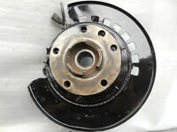PORSCHE CAYENNE 2003-2006 REAR LEFT SPINDLE HUB BEARING KNUCKLE
