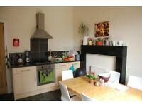 Lovely New Town shared flat- double room