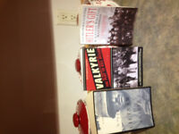 War/ military related books : see ad for description