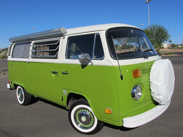 Reisen im Retro-Stil mit VW Westfalia Campingbussen