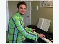 Fun & Affordable Piano Lessons - Jazz, Blues, Classical