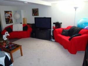 2 fully furnished rooms in lovely Kerrisdale