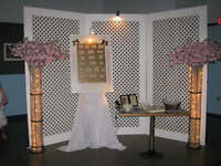 Wedding/photo booth Backdrop for sale!
