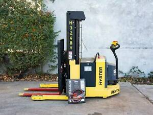1.0T Battery Electric Walkie Stacker Springvale Greater Dandenong Preview