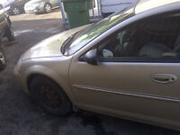 2001 Chrysler Sebring  v6