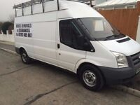 2 Men and a van House removals
